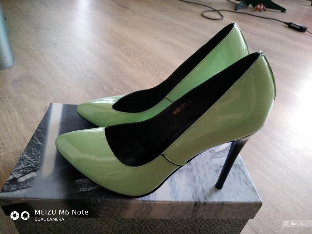 Туфли женские AIDINI, 37 размер