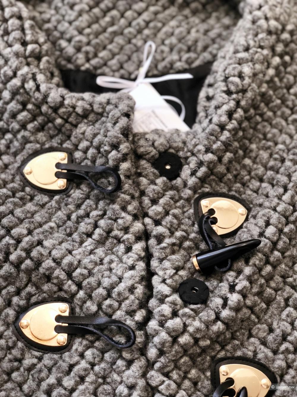 Шерстяное пальто  IT TIERRE, S