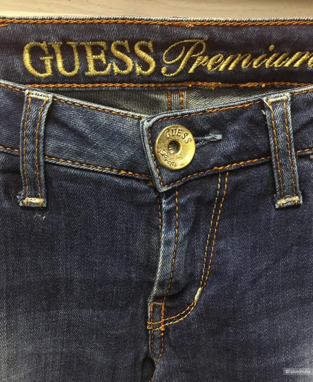 Джинсы Guess Premium , размер 26, рус. 42