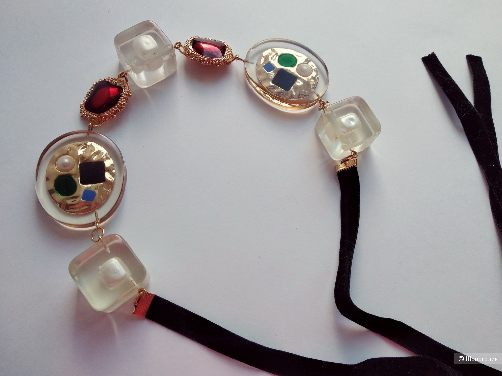 Ожерелье, колье Zara