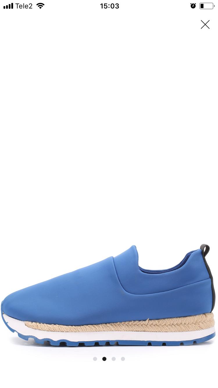 DKNY кроссовки р.38