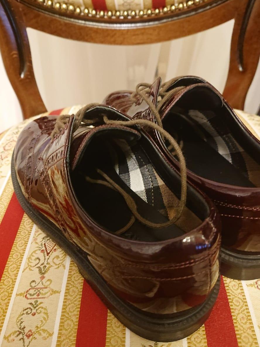 Туфли Burberry р.35