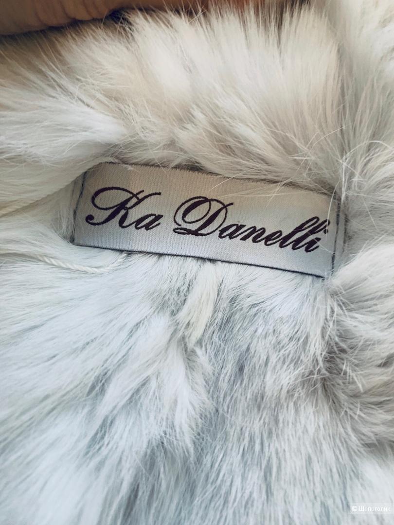 Парка с мехом из шерсти Ka Danelli M