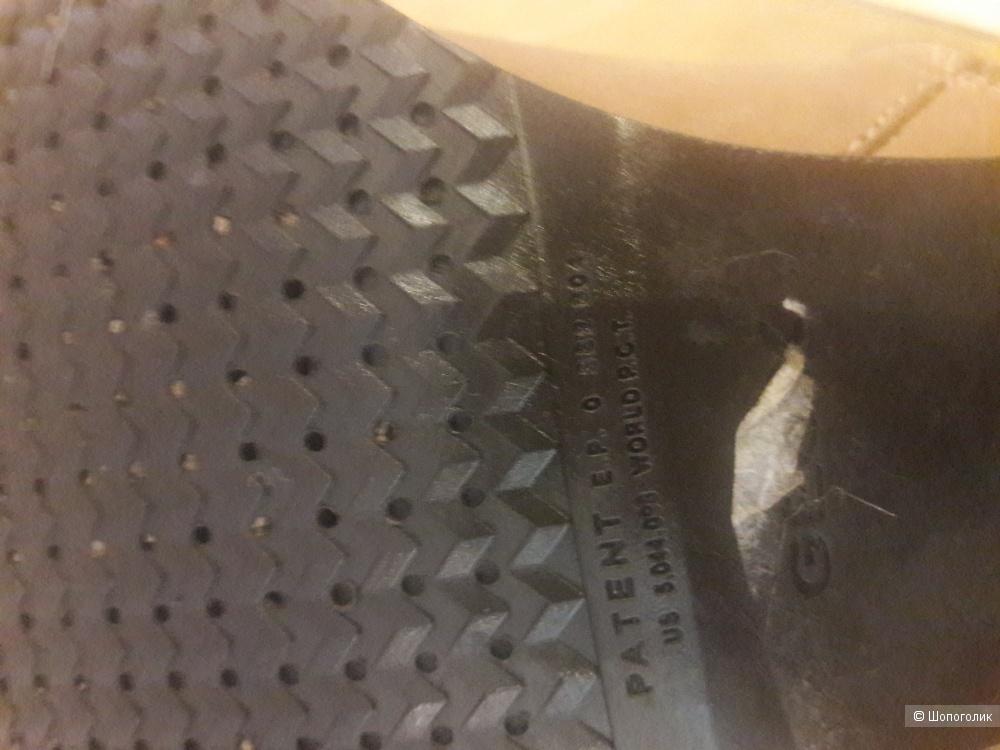 Кожаные сапоги казаки Geox 40-41 размера