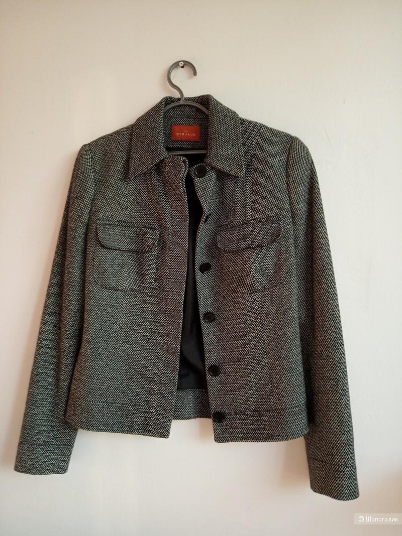 Твидовая куртка Cyrillus XS-S