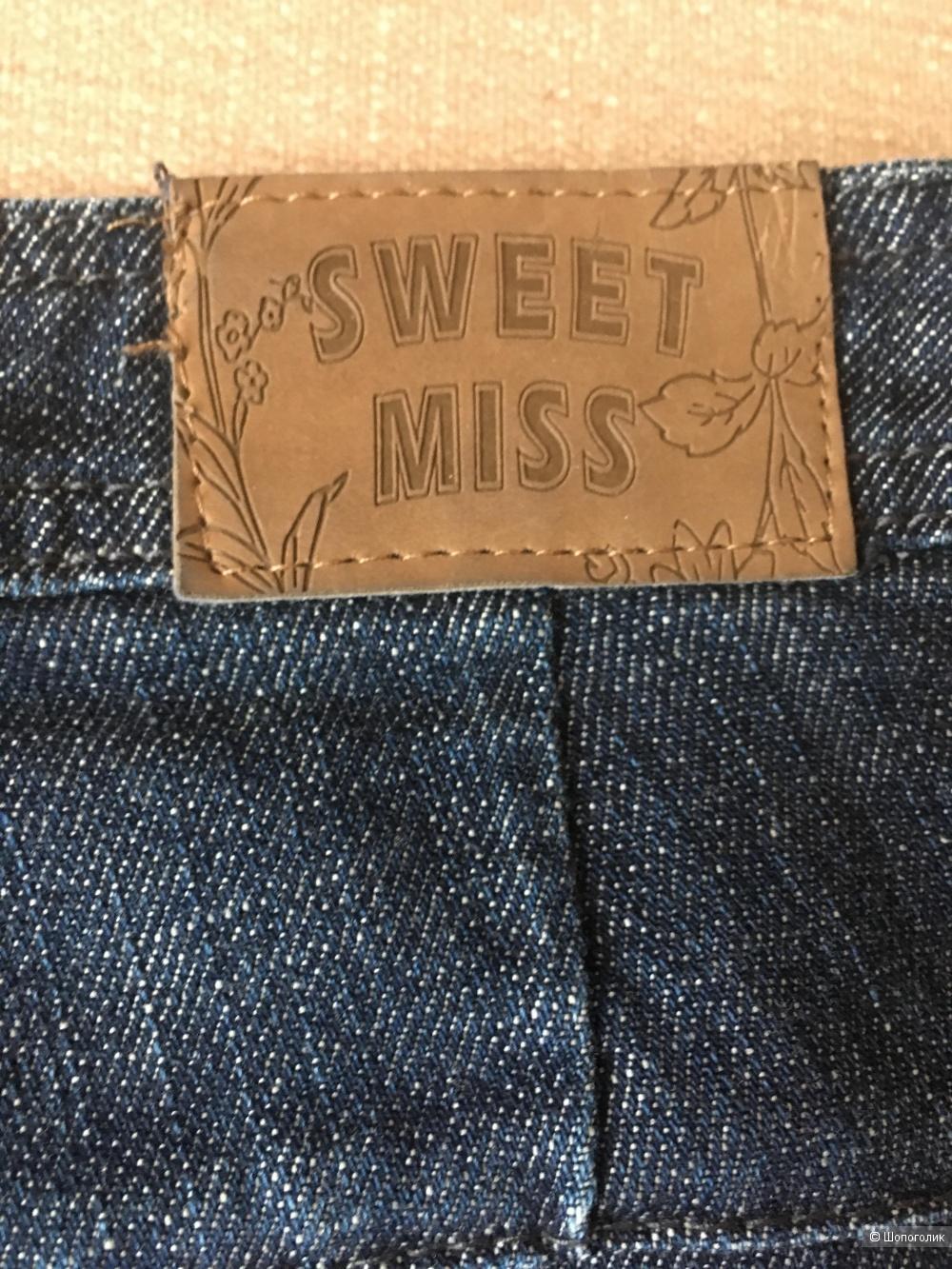 Джинсовые шорты Sweet Miss, размер M, 44