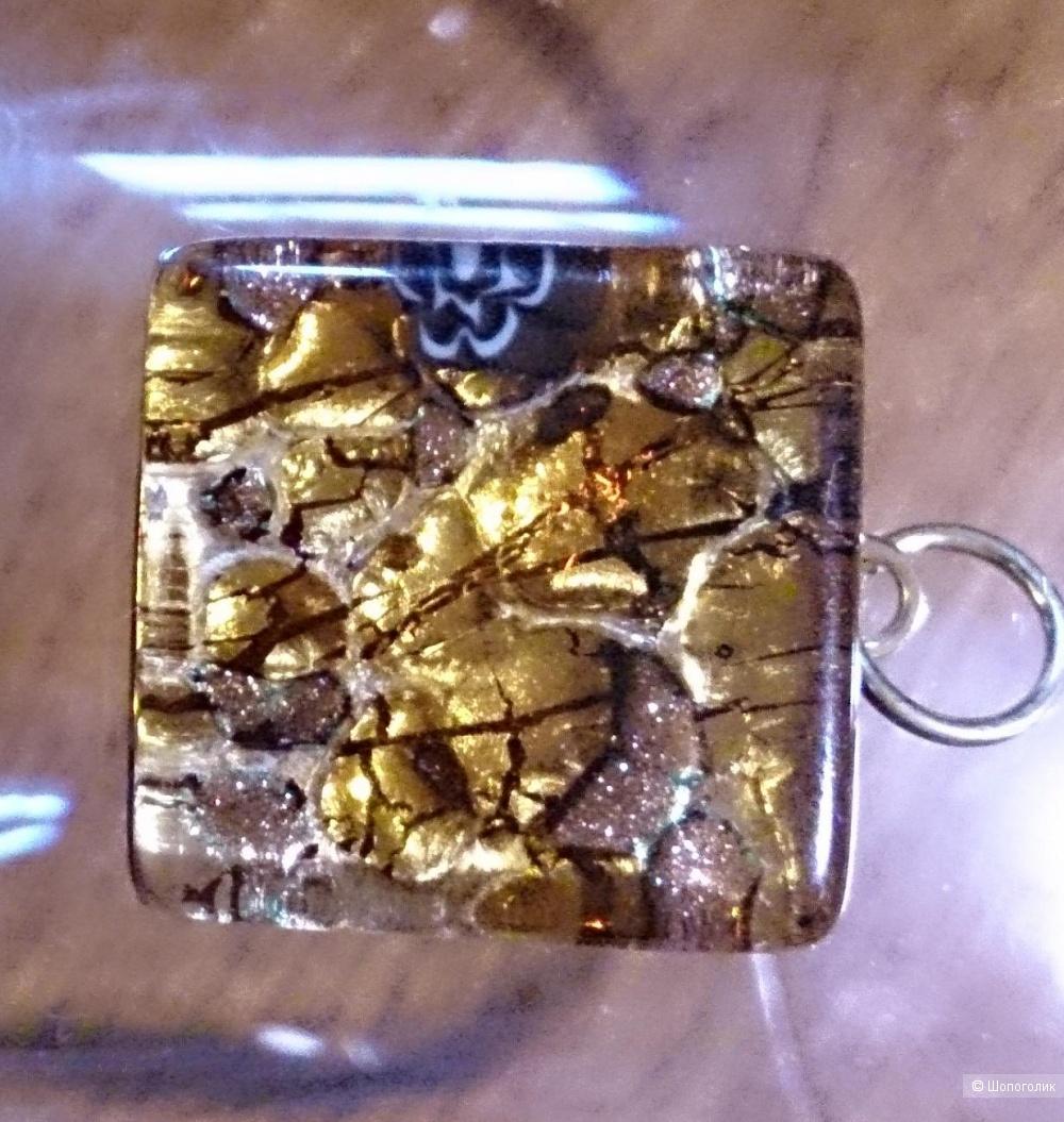Подвеска из муранского стекла
