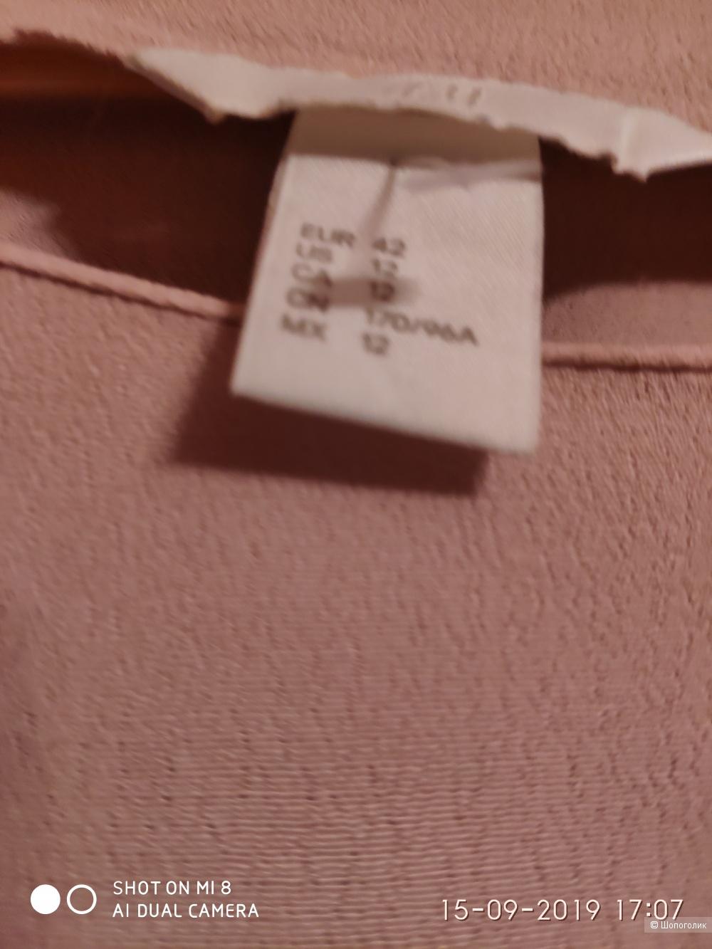 Блузка HM размер 12 европейский