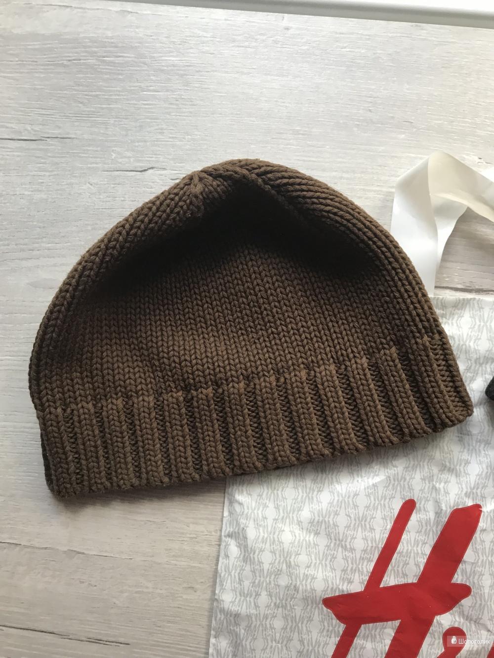 Комплектом шапки H&M унисекс,one size
