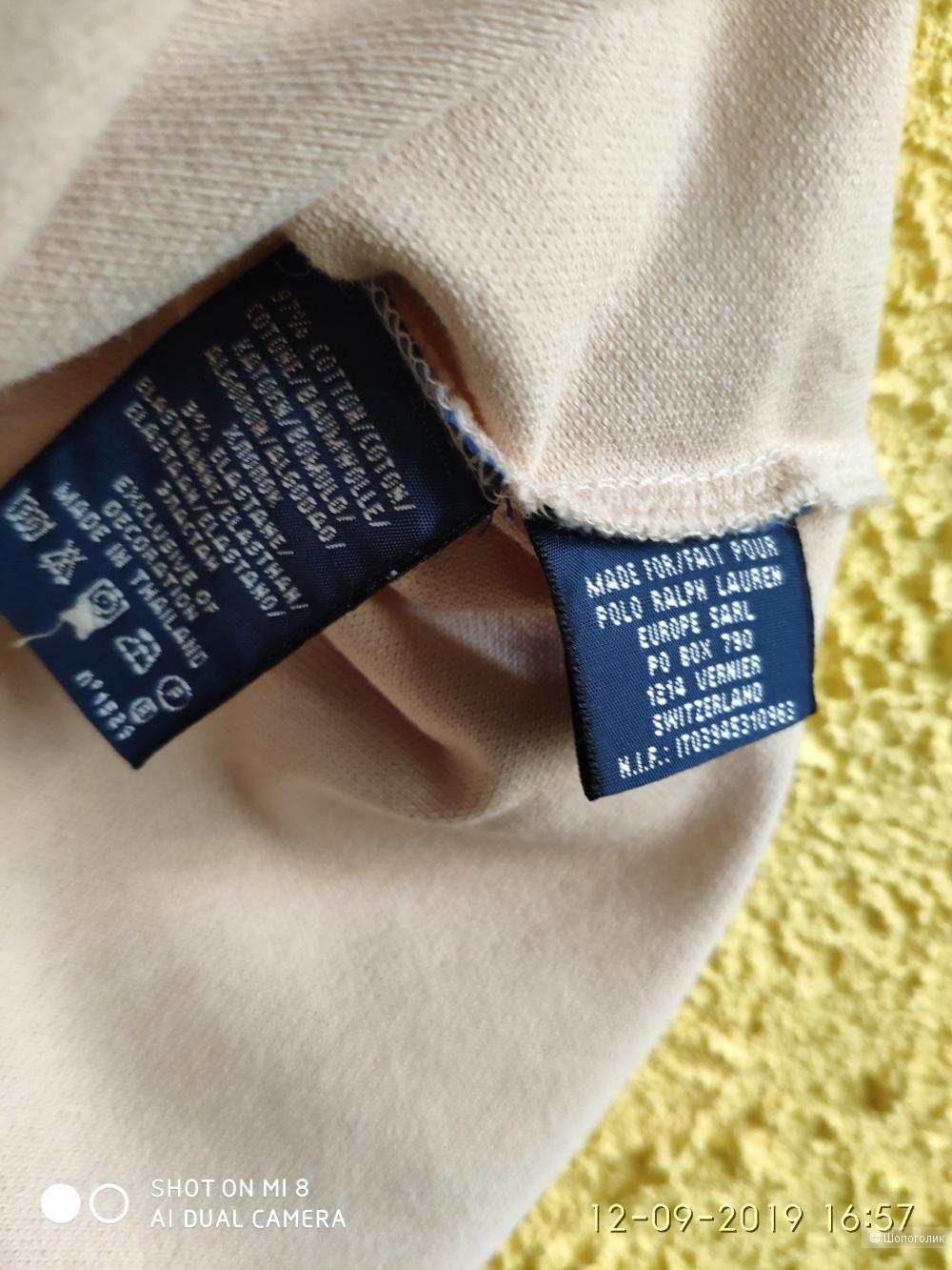 Поло-рубашка Ralph Lauren размер L ( подростковый)
