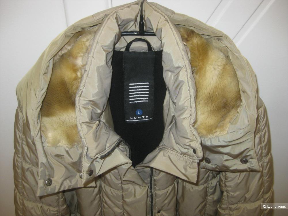 Куртка теплая Luhta, размер 46-48