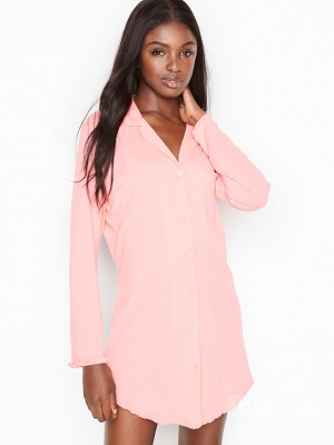 Домашнее платье (ночнушка) Victoria's Secret Размер XL (52-54)