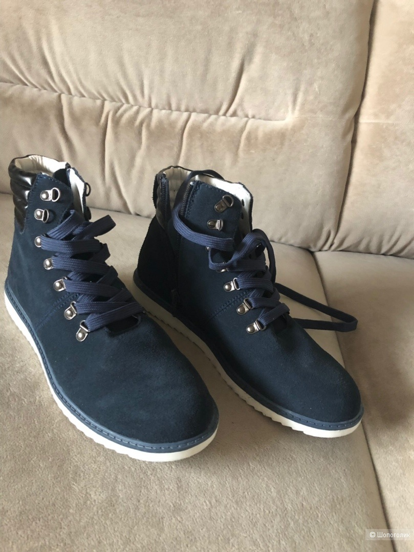 Ботинки gulliver  39 размер