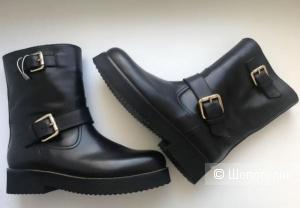 Высокие ботинки L'AUTRE CHOSE 40 размер (на 40-41)