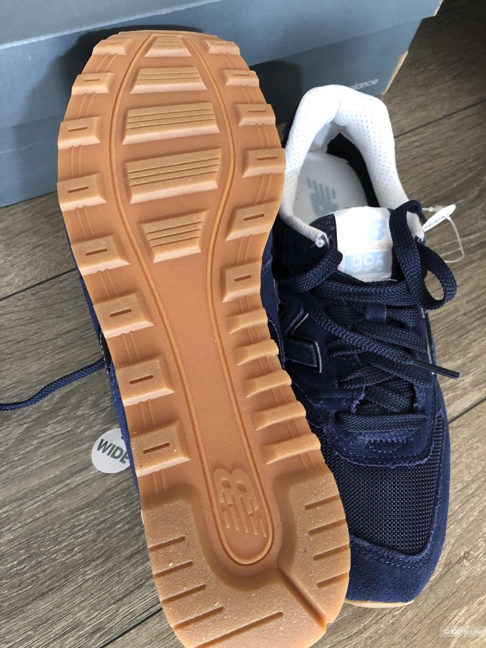 Кроссовки New Balance 996 8.5 US ( 39 рос) оригинал