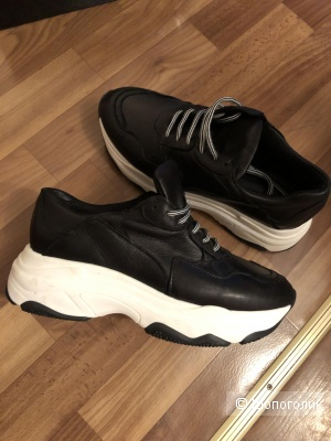 Кроссовки Fabrizio Chini размер 39