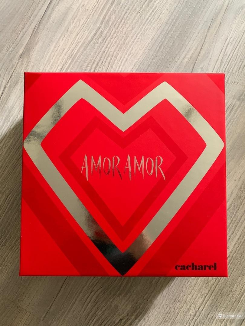 Парфюмерный набор Cacharel Amor Amor, 50 мл