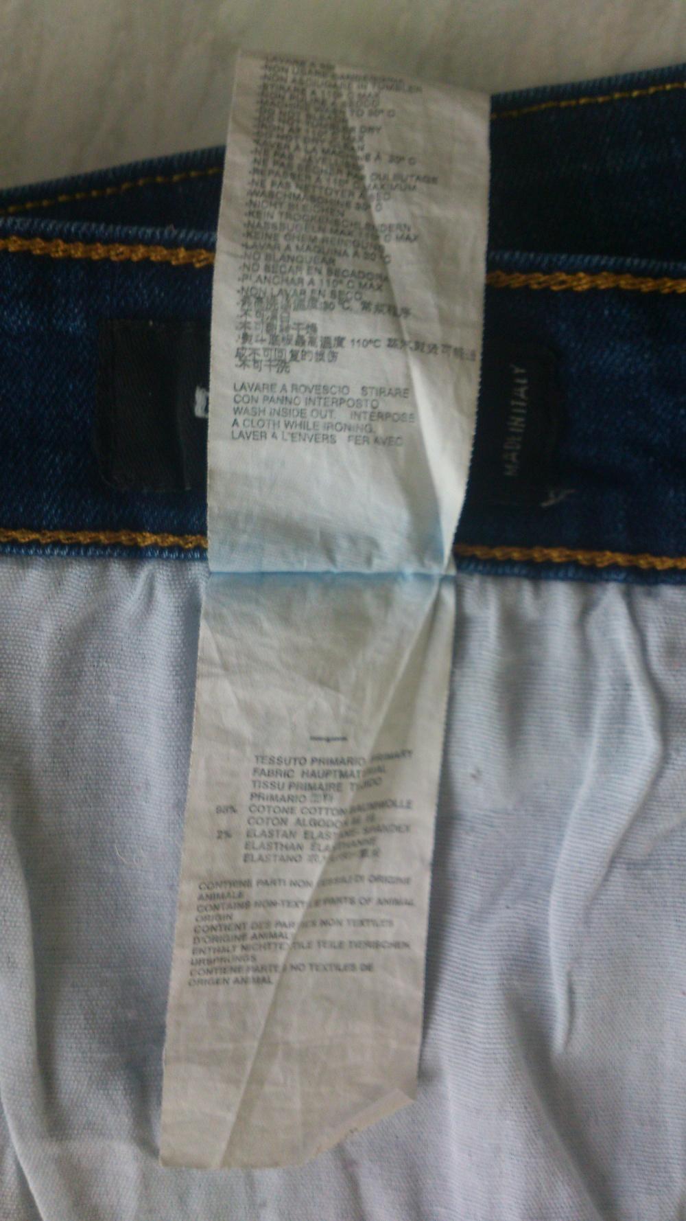 Шорты джинсовые мужские Dsquared2 54