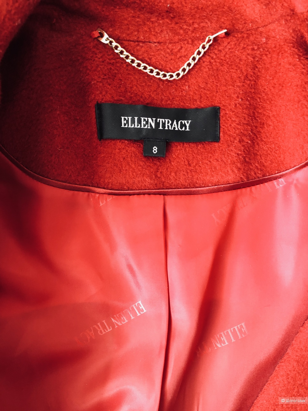Пальто Ellen Tracy, 48 рус