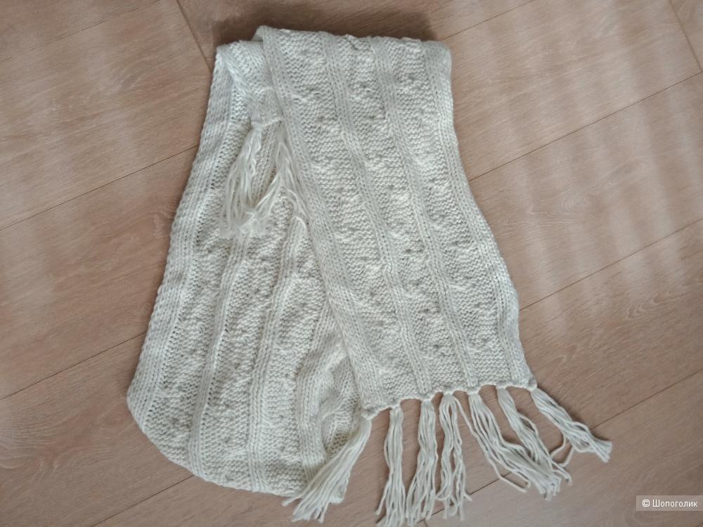 Комплект женский шапка и шарф