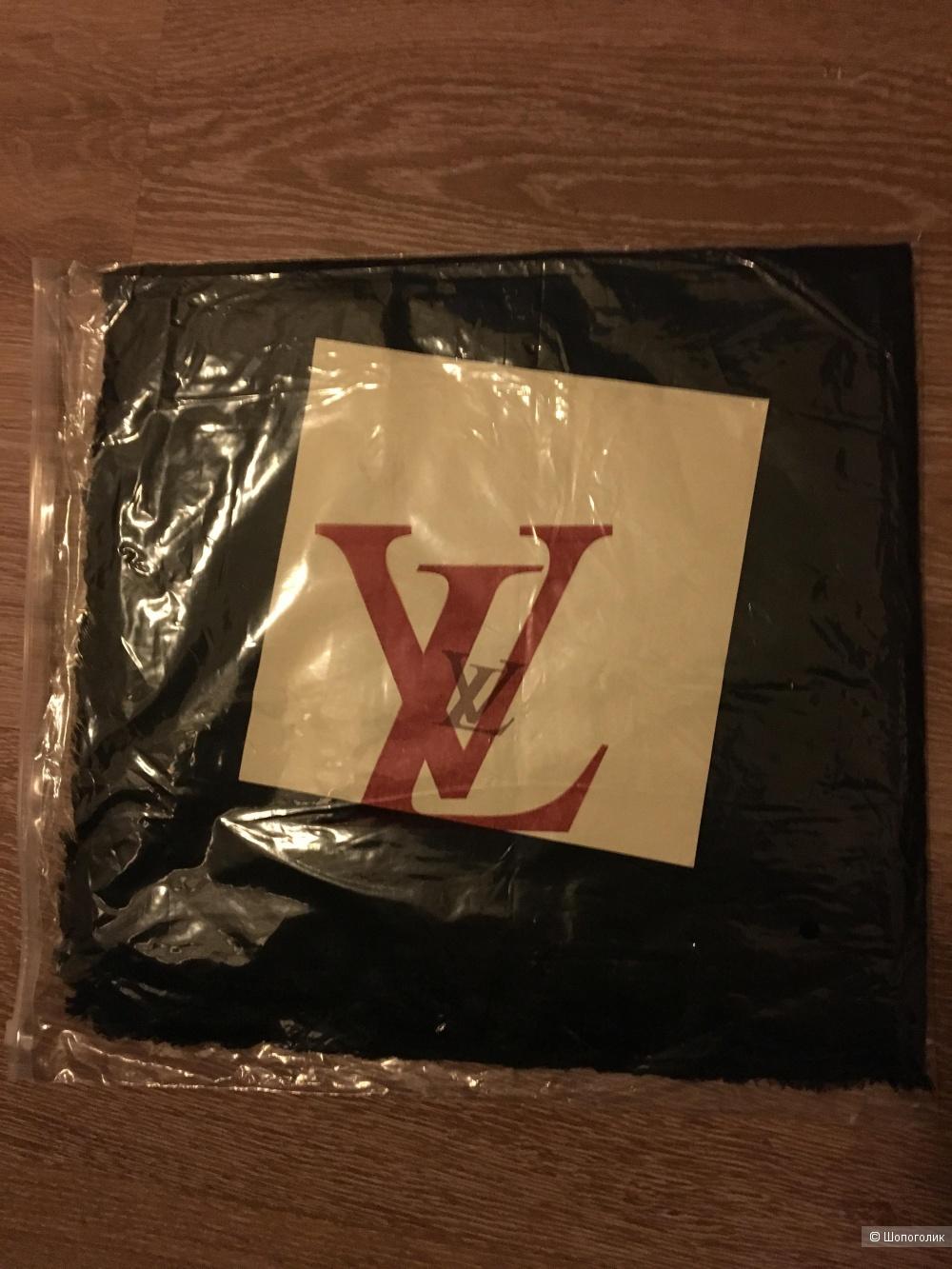 Шаль Louis Vuitton Black, 140/140