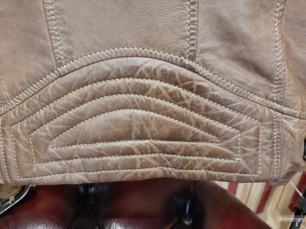 Куртка кожаная Gipsy размер М