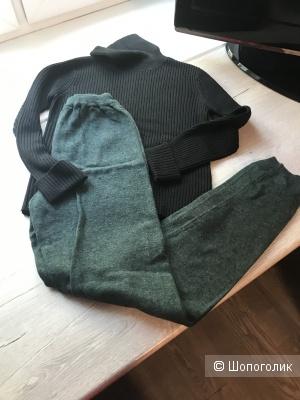 Комплект свитер-водолазка 1.2.3 Paris  и штаны Dreams,42-44 рус