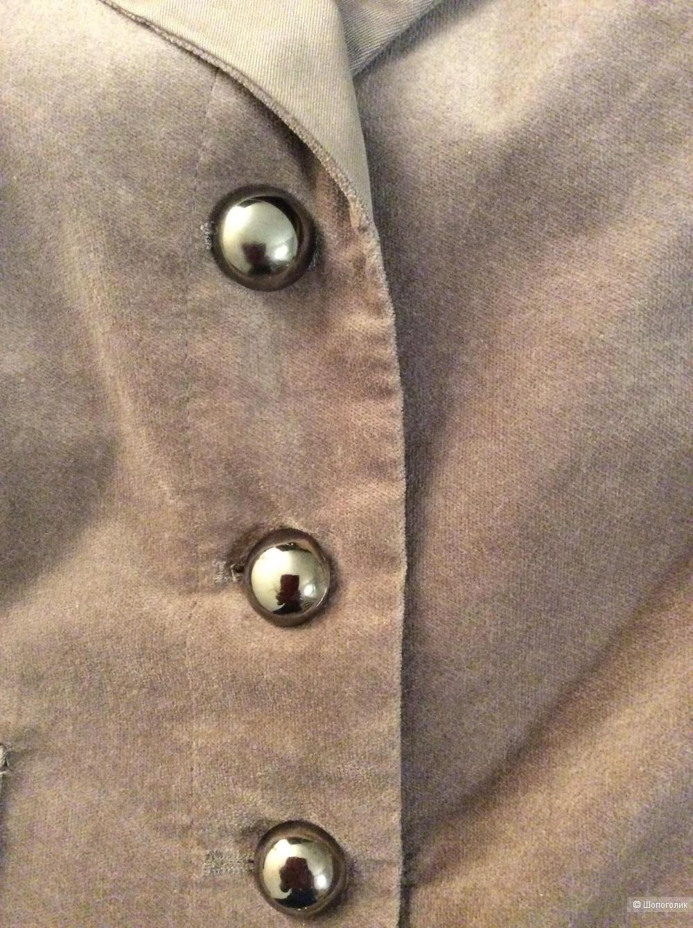 Лёгкое пальто (тренчкот) Promod р. L