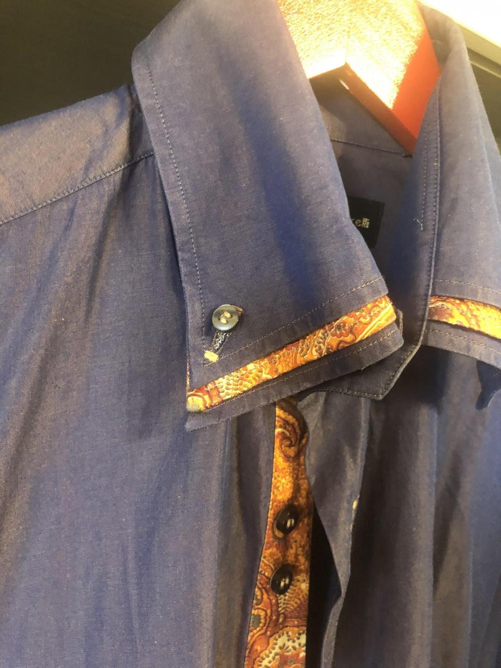 Рубашка Giovanni Botticelli, L