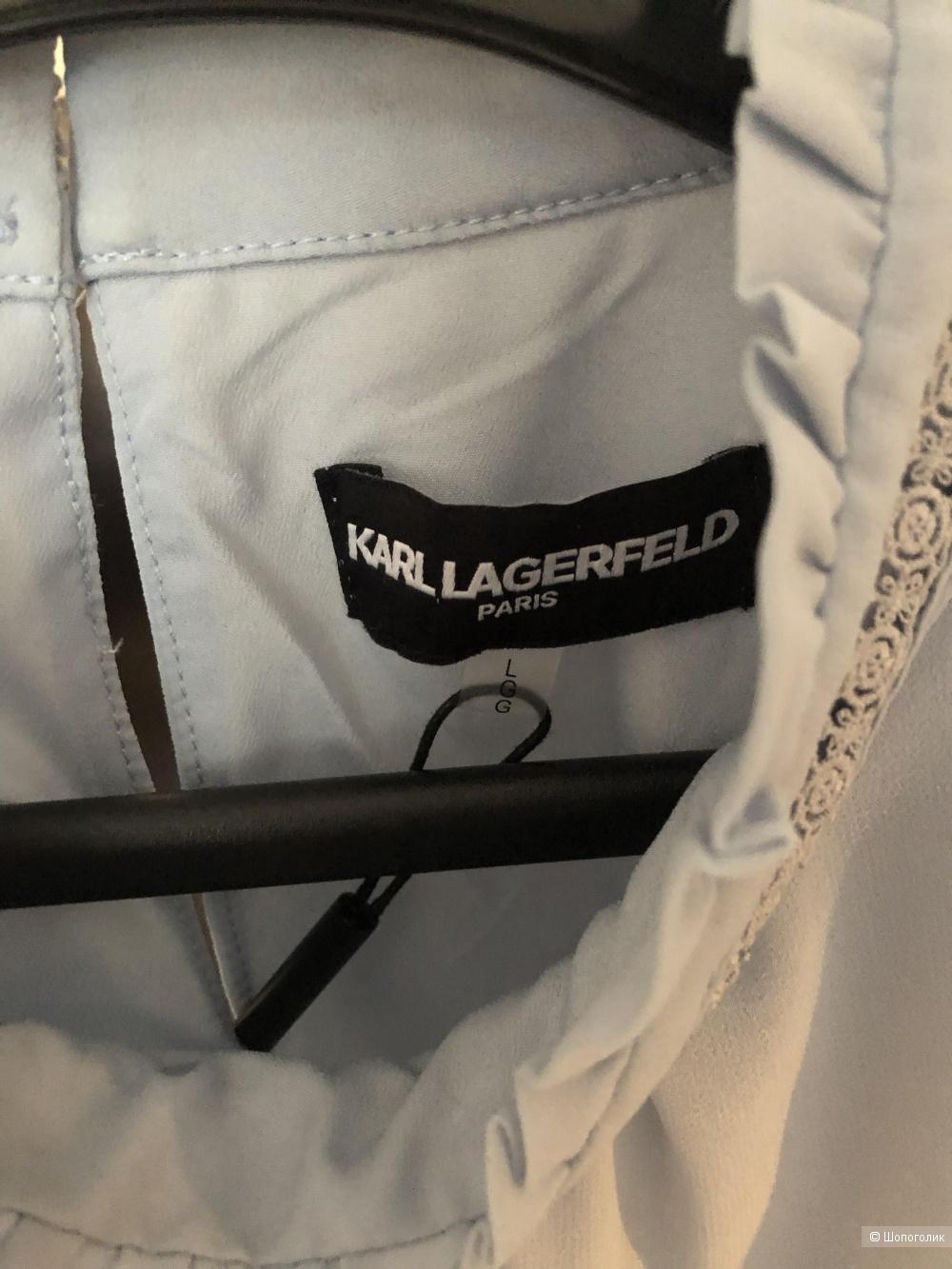 Топ Karl lagerfeld р.L