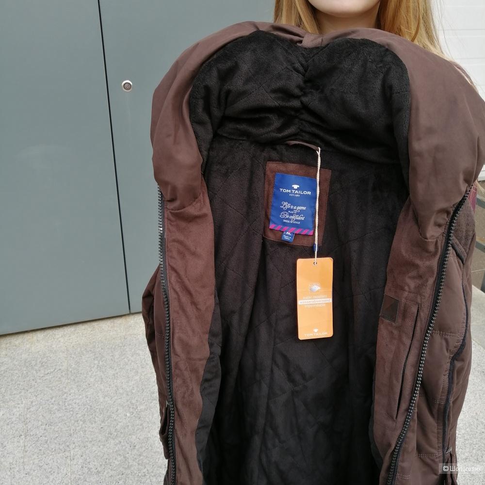 Теплая куртка фирмы Тоm Tailor,размер XL
