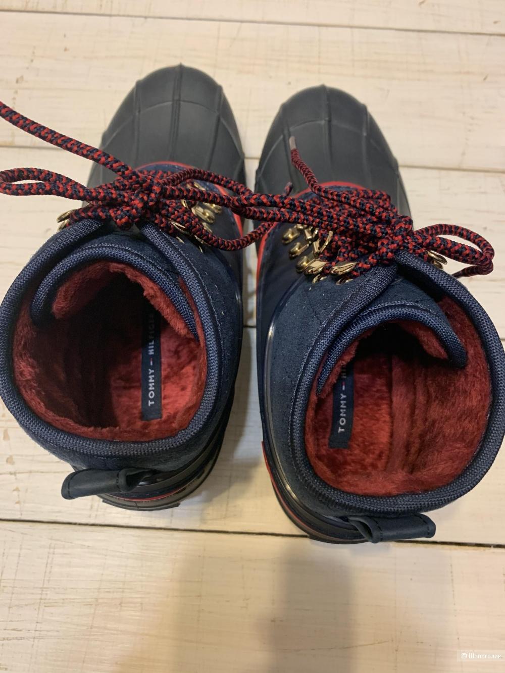 Резиновые ботинки Tommy Hilfiger, р. 38