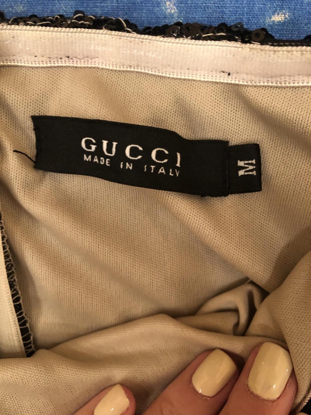 Платье Gucci,р-р S/M