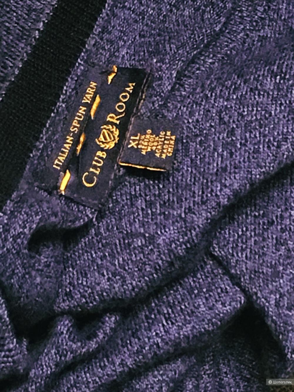 Пуловер Club Room размер XL