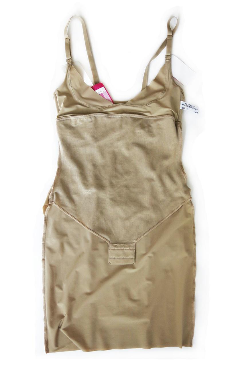 Корректирующее белье (комбинация/платье) Flexees by Maidenform S