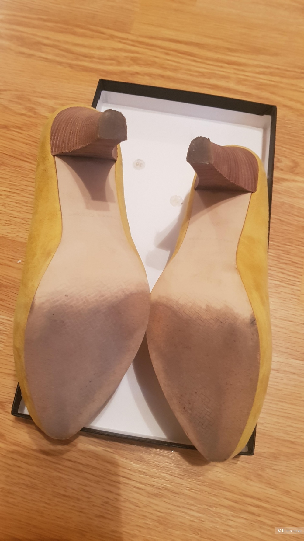Туфли Marc o'Polo размер 36