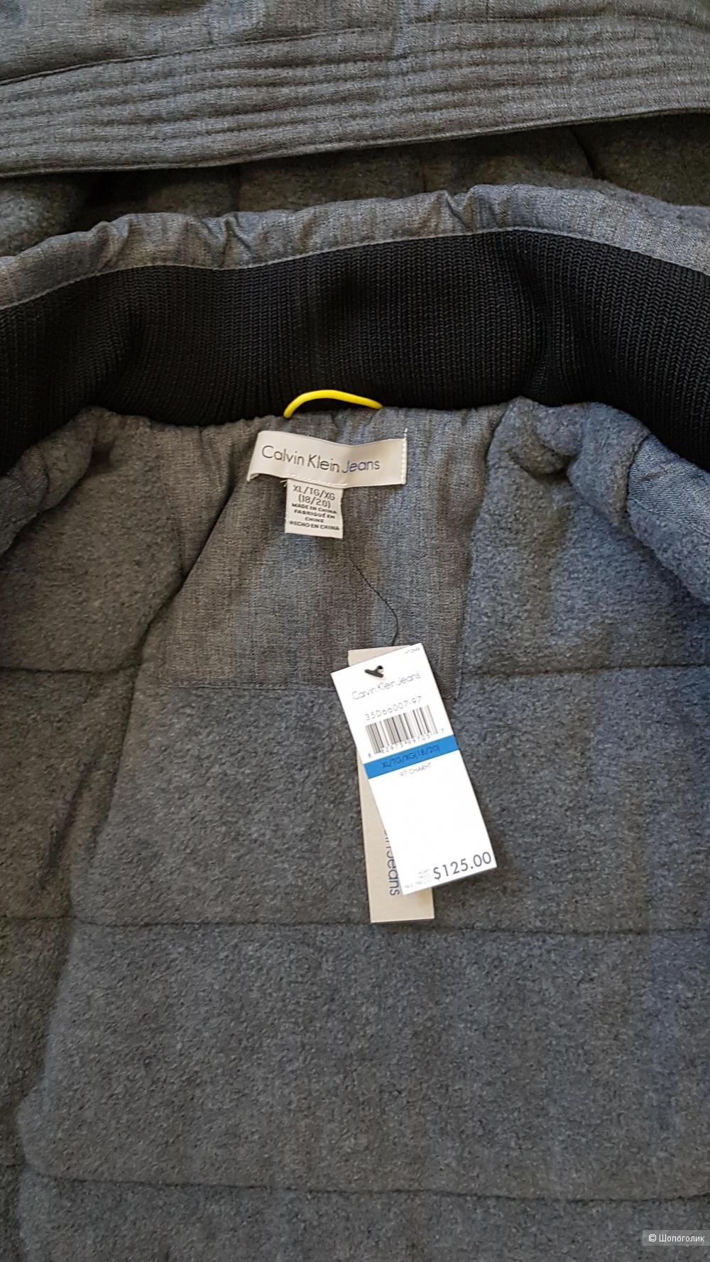 """Куртка """"Calvin Klein"""", 18-20  лет"""