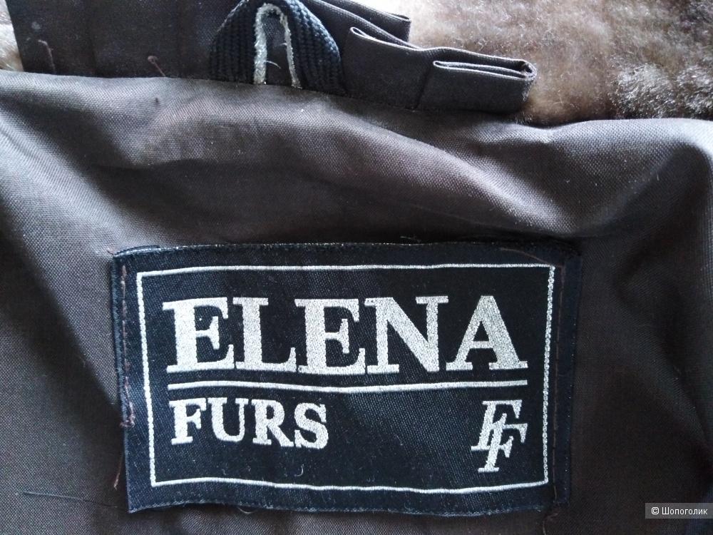 Шуба Elena Furs, размер 42-44
