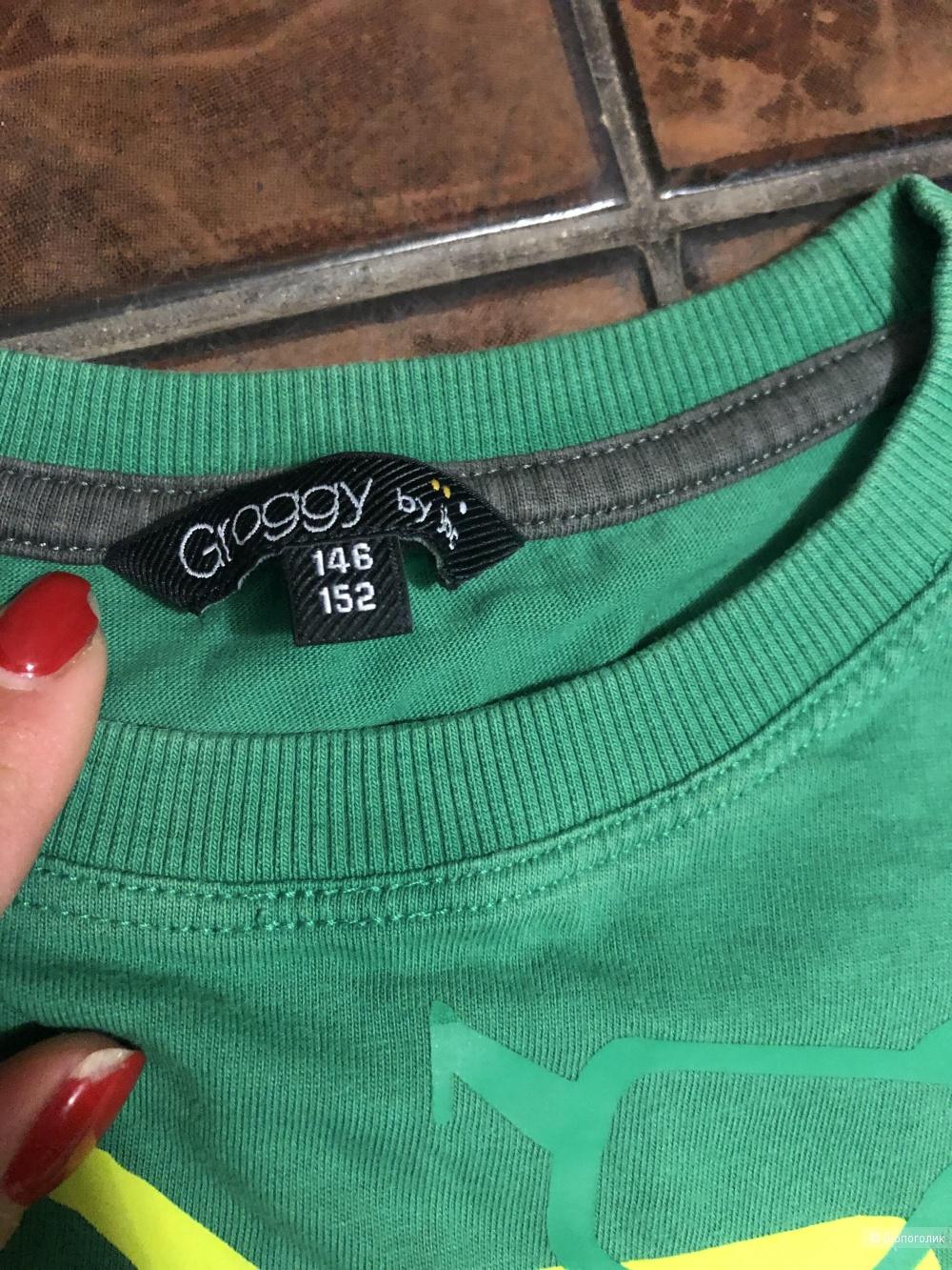 Комплект лонгсливов Groggy, DWD Party, размер 146/152