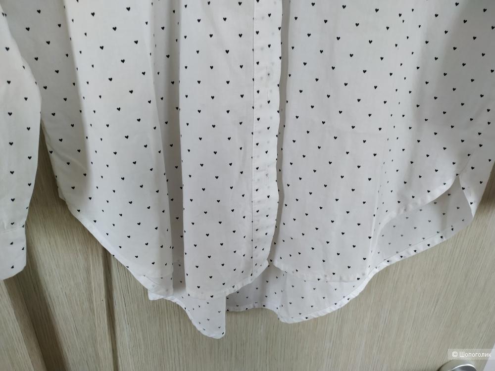 Рубашка ноу нейм, размер  M-L