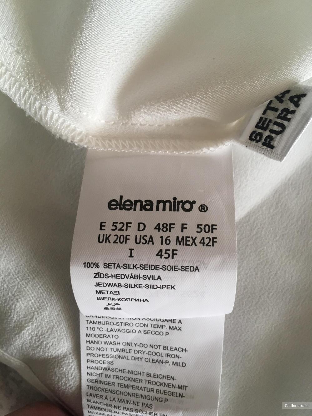 Блузка Elena Miro, 16 (USA).