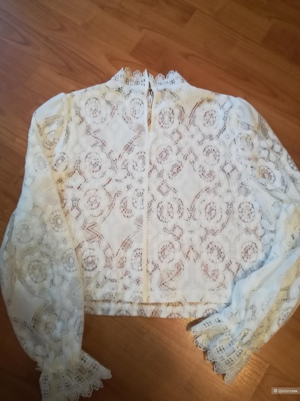 Блузка Zara р.S