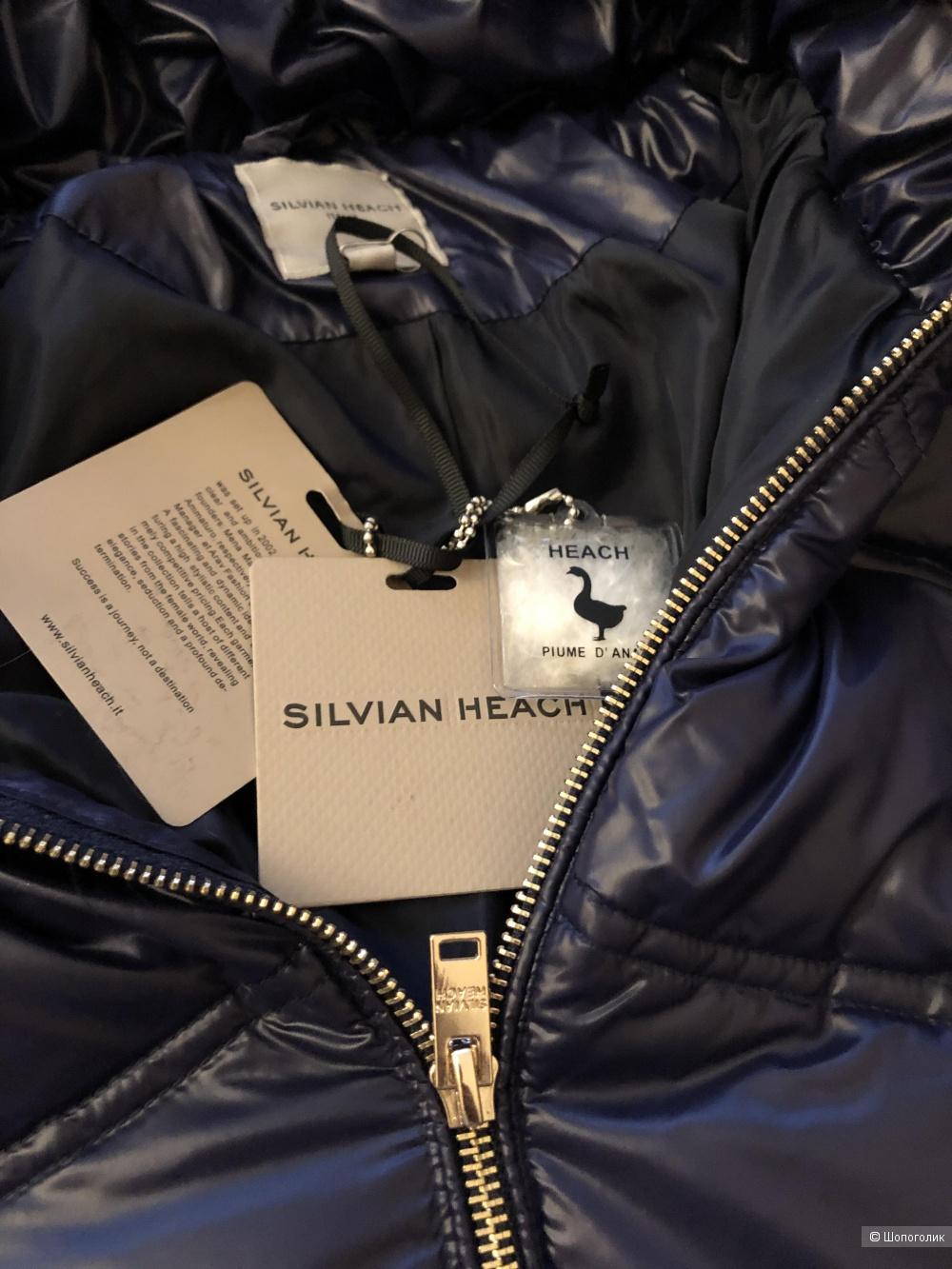 Пуховик Silvian Heach размер M-L
