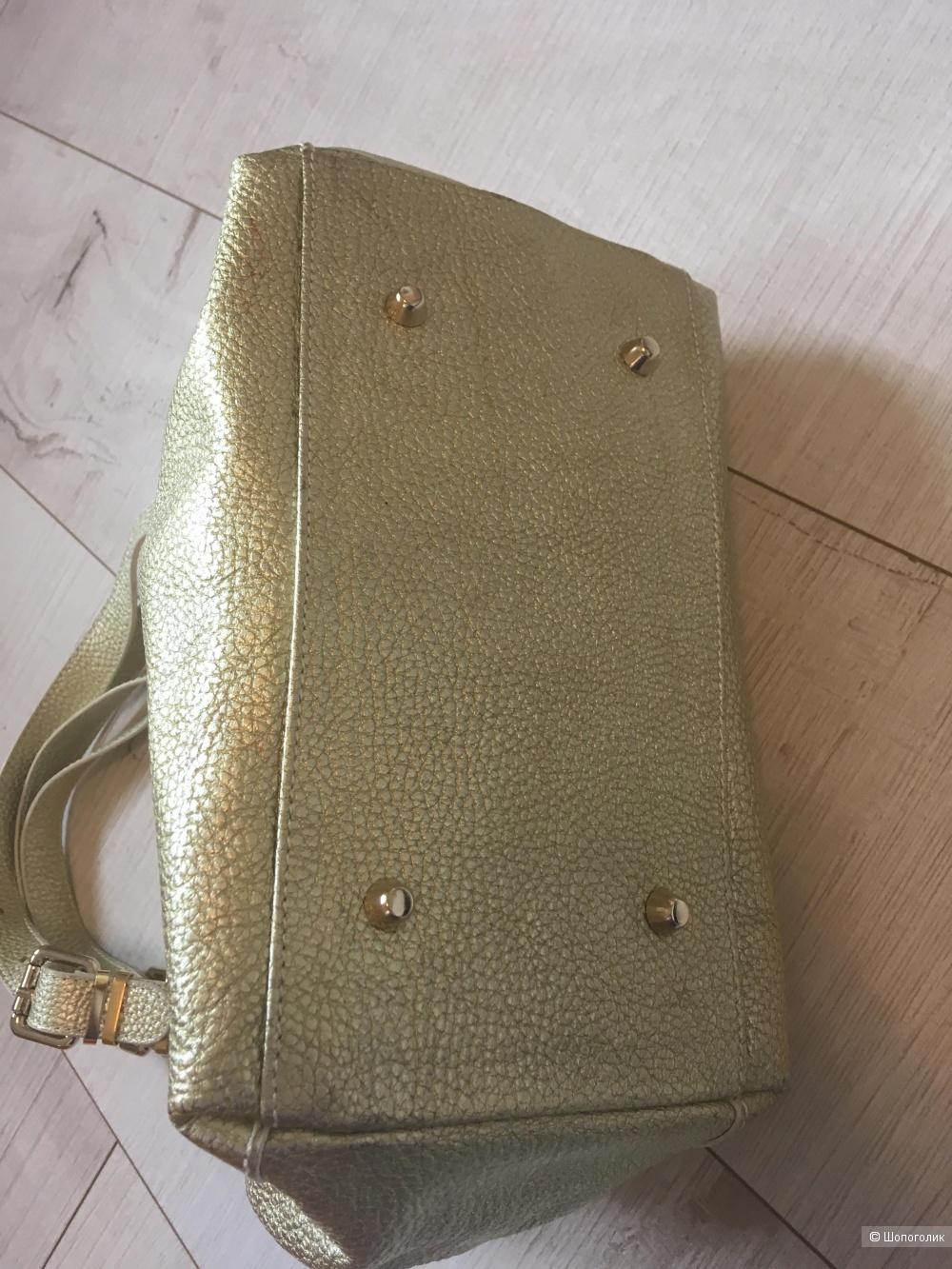 Кожаная сумка Gennary Riccardo