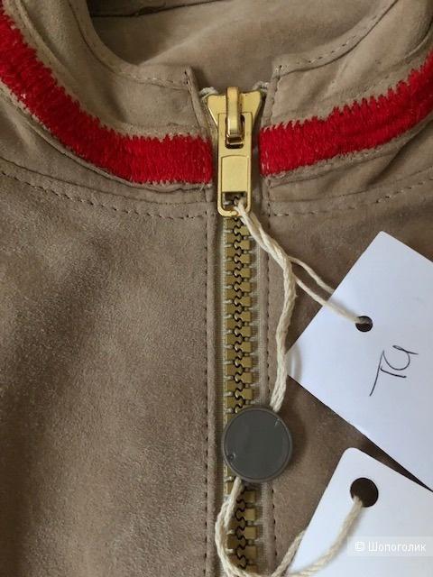 Кожаная куртка SYLVIE SCHIMMEL,42FR(46-48русс)