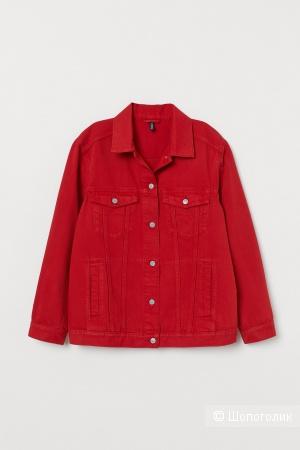 Джинсовая куртка HM XS