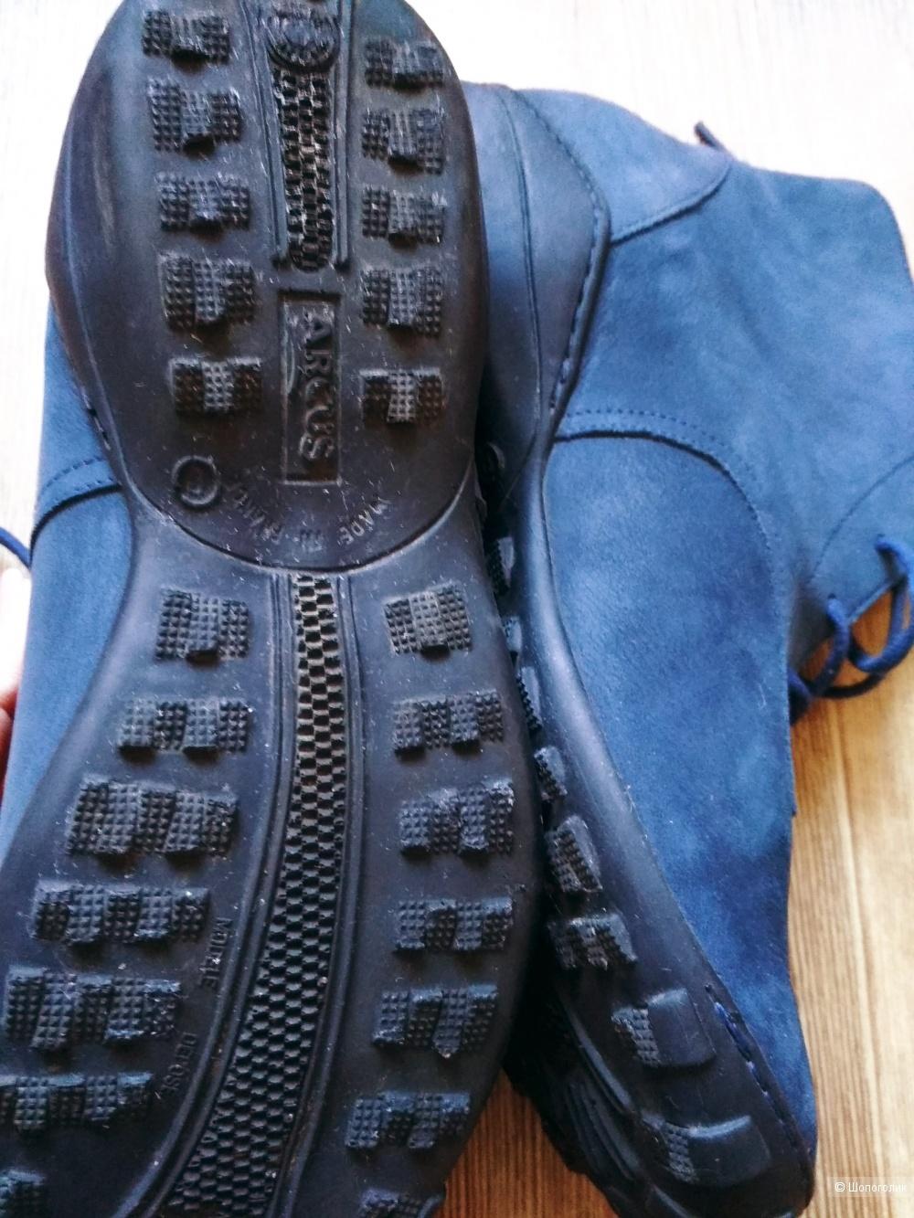 Ботинки arcus размер 38