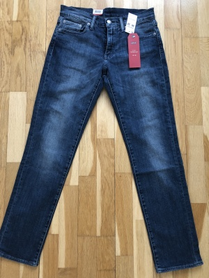 Джинсы Levi's, 511, 30/32, Slim Fit premium advanced stretch