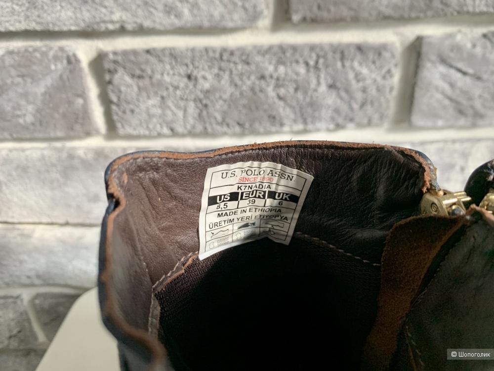 Полуботинки US Polo Assn, размер 39