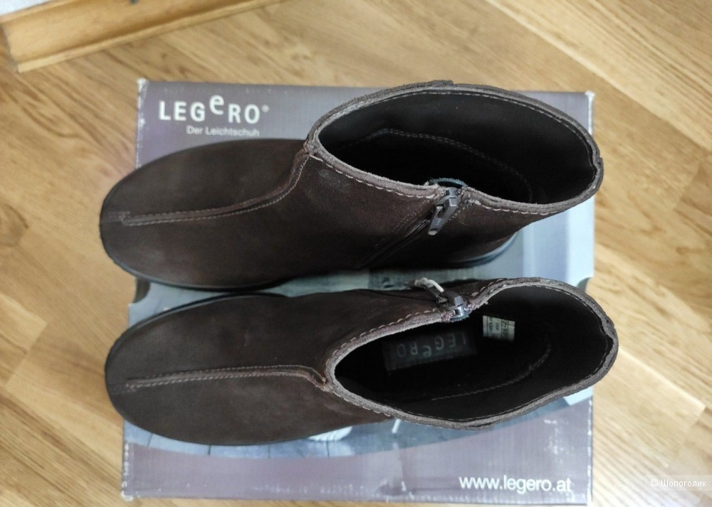 Полусапожки  Legero, на 36-36.5